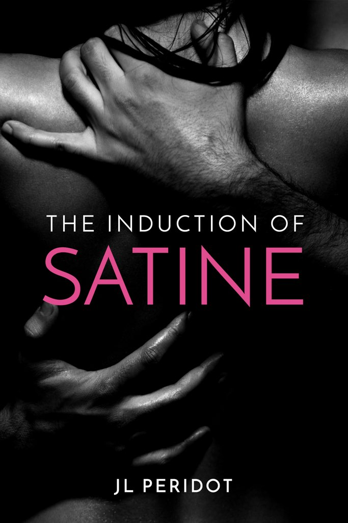 """Book cover: """"The Induction of Satine"""""""