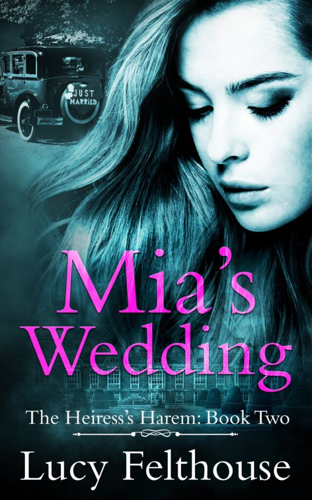 Book cover: Mia's Wedding by Lucy Felthouse